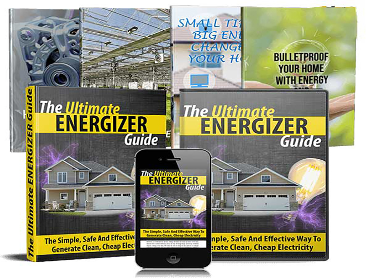 The Ultimate Energizer By Steven Perkins – My Comprehensive Review
